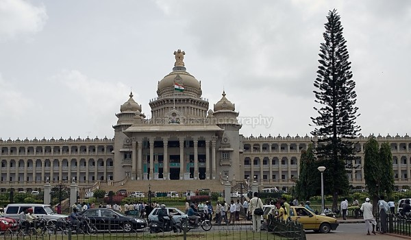 Parliament building Bangalore