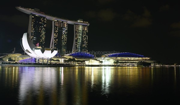 Marina bay sands 1