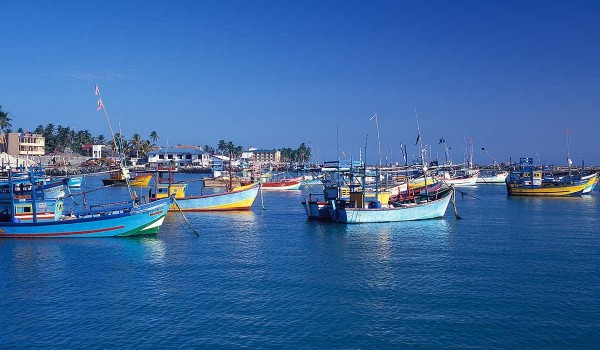 Ahungalle Harbour